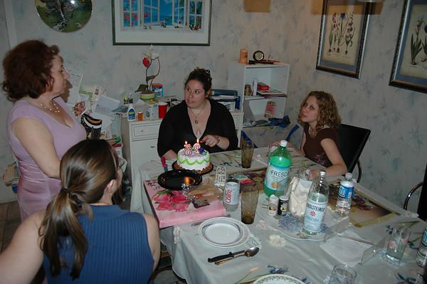 Rachels Party 5-27-07