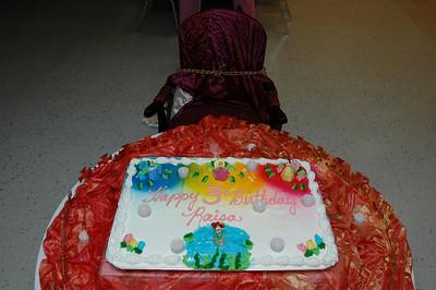 Raisa's 3rd Birthday Party