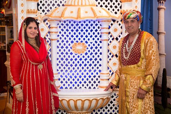 Ravi & Tuhina Kitty Party