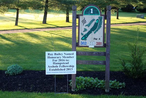 Ray Bailey Memorial Golf Tournament