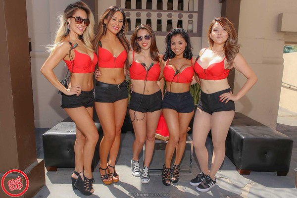 Red Cup Sundays at the Park Plaza Hotel 6.7.2015