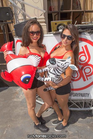 Red Cup Sunday's Season Opener at the Park Plaza Hotel 5.31.2015 @© Rudy Torres   RudyTorresRocks.com