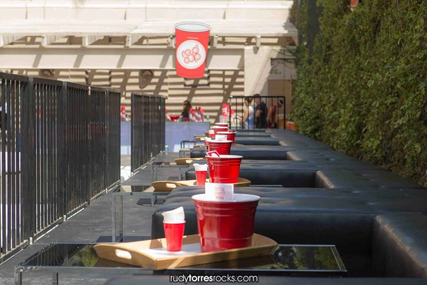 Red Cup Sunday's Season Opener at the Park Plaza Hotel 5.31.2015 @© Rudy Torres | RudyTorresRocks.com