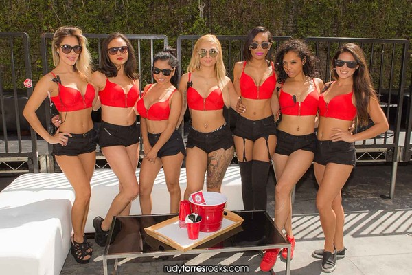 Red Cup Sundays at the Park Plaza Hotel 5.31.2015