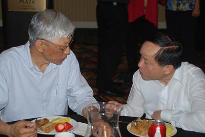 John Chiang and Iwan Chan