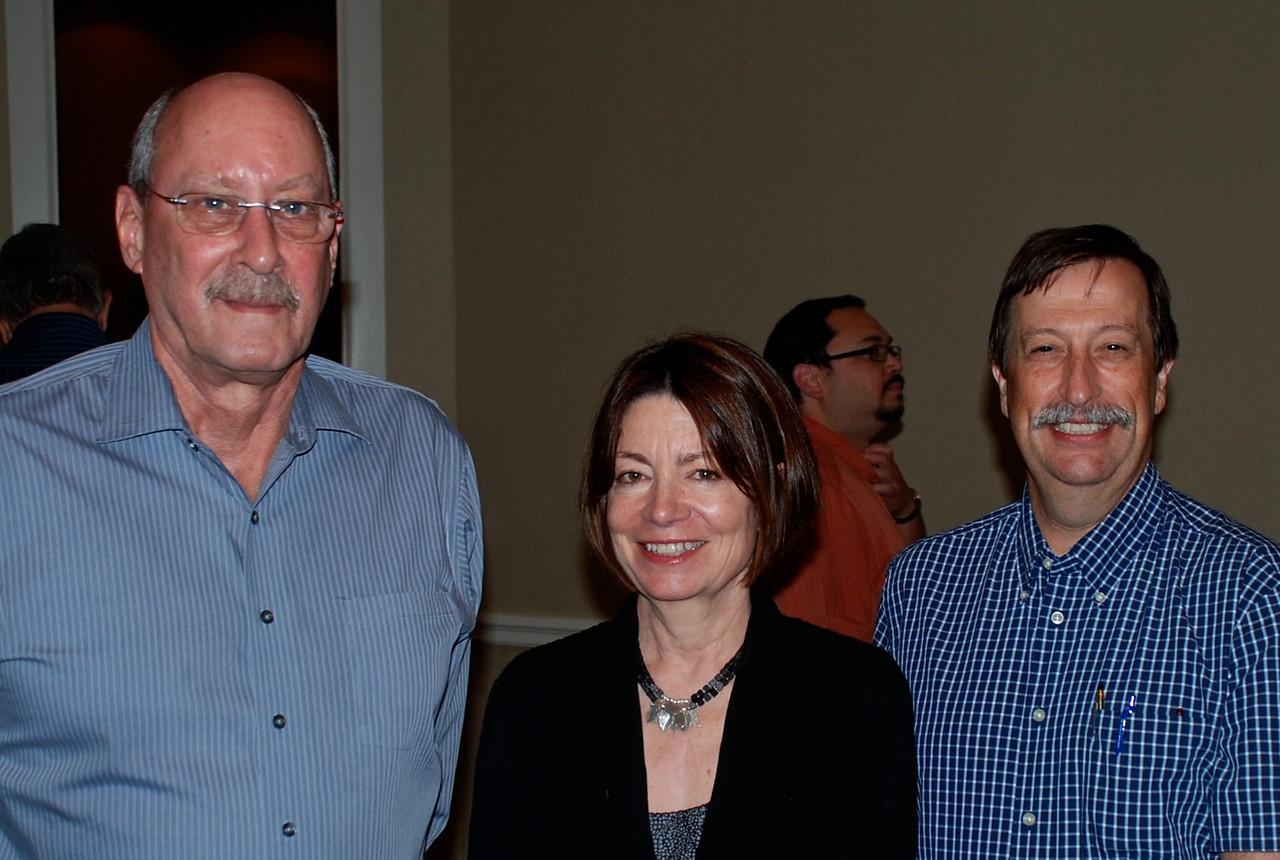 Tim Thomason, Lark Chapin, and Rich Ericson