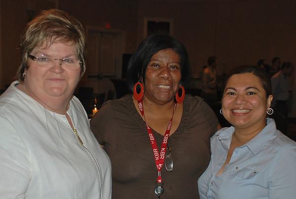 Kathy, Jonelle, Jackye