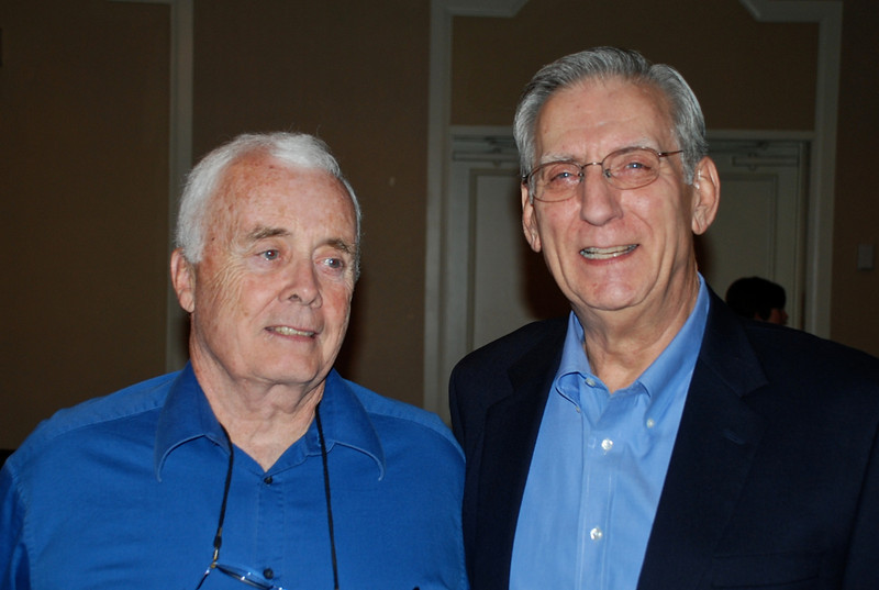 Alan Phillips and Don Upchurch