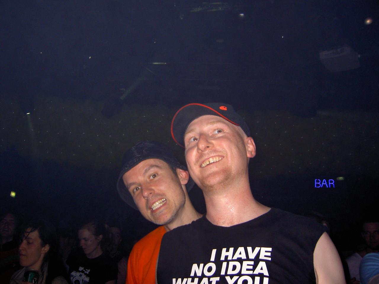 Danny and Stu