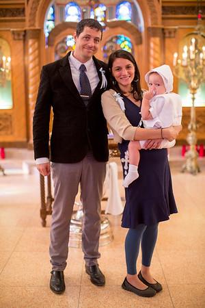 Rhodes Baptism