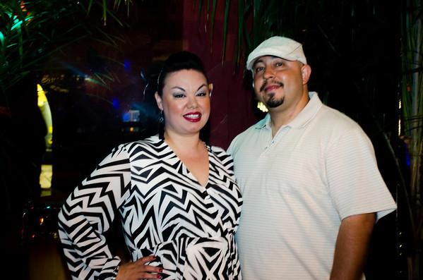 Ricardo & Crystalann Sept. 22, 2012