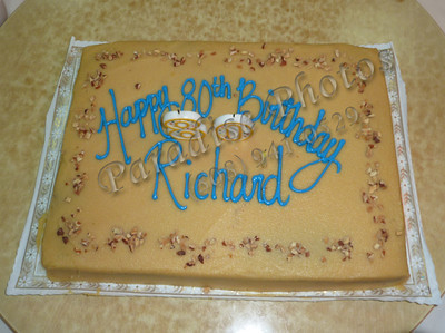 Richard 80 bday cake 021310