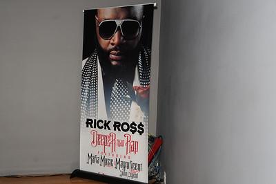 Rick Ross @ Premium