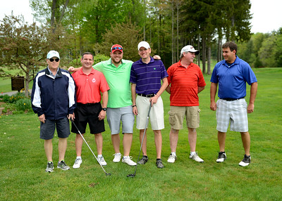 Rick's Bachelor Golf Outing