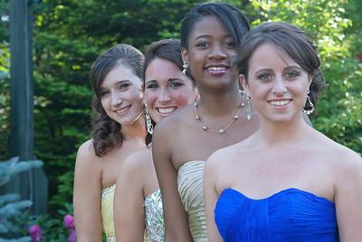 Ridgewood Pre-Prom 2011 - Group Shots