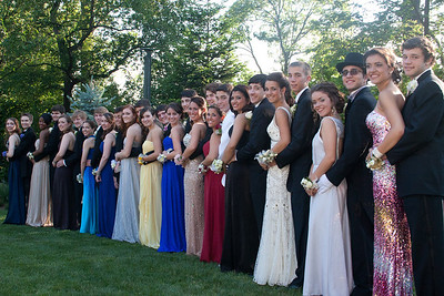 Ridgewood Pre-Prom 2011 -  Preview of Photographs
