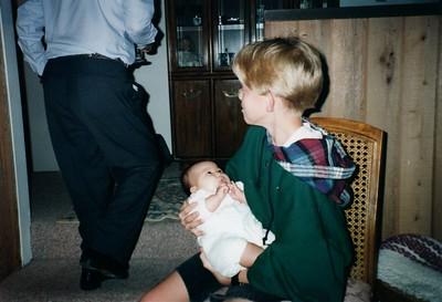 Rita Moorman BI get together 1993