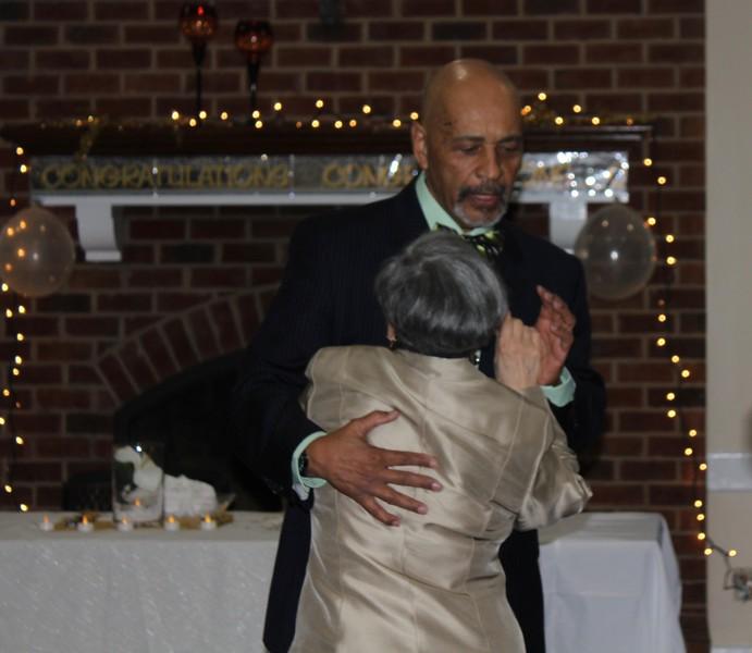 Robert and Luisa Fieldings 50th Anniversary