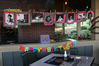 Roberta's 50th