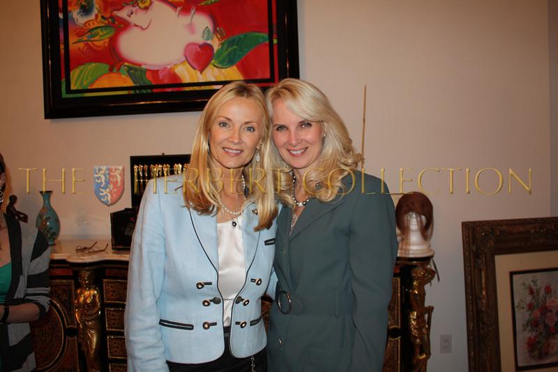 Bonnie Pfeifer Evans and Sara Herbert-Galloway