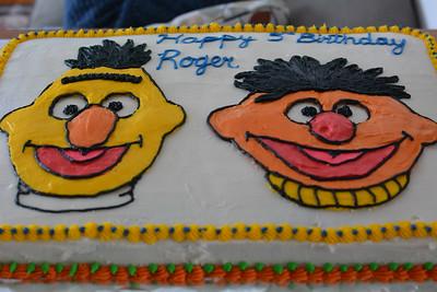Roger's 3rd Birthday