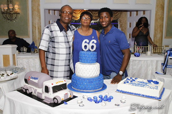 Ronald Poole's 66th Surprise Birthday Party