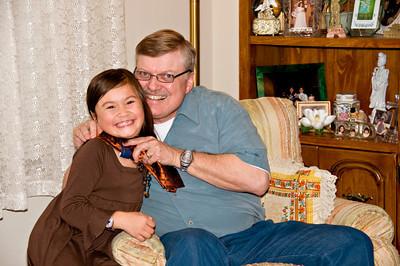 Ron BDay 2008-11