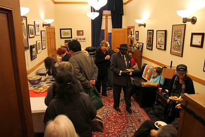 Ross Mirkarimi's Holiday Party, Dec 16, 2011
