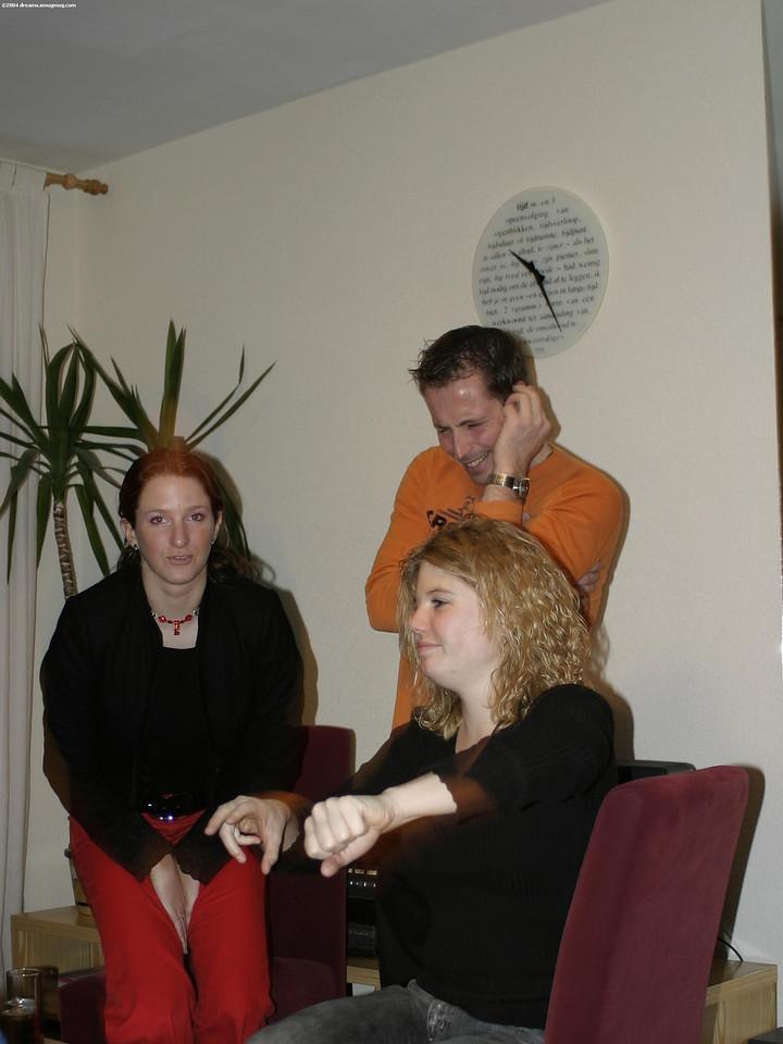 Karlien, Roy and Roos