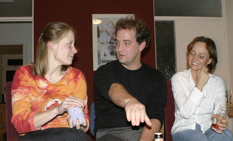 Yvette, Imro and Natalie