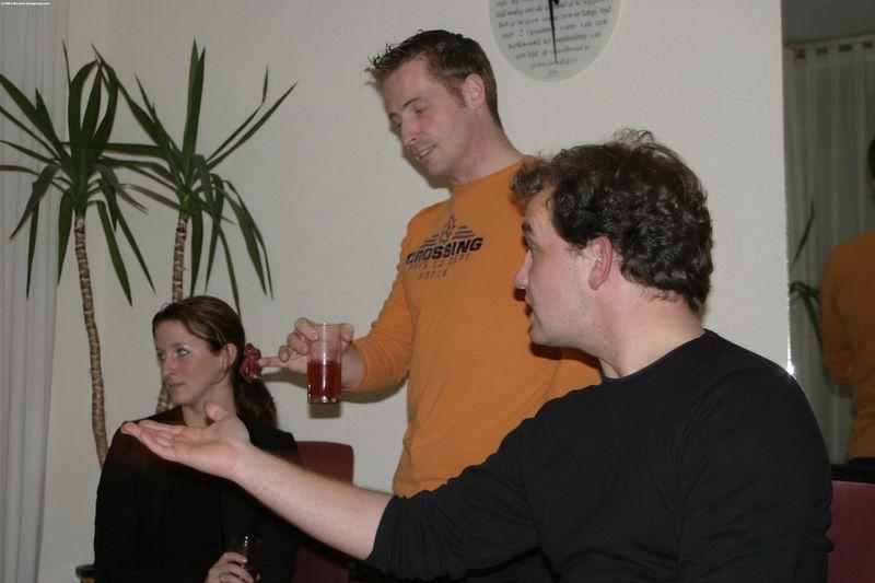 Karlien, Roy and Imro