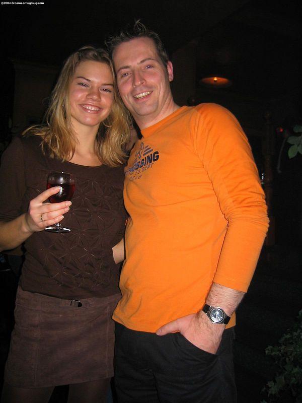 Katinka and Roy