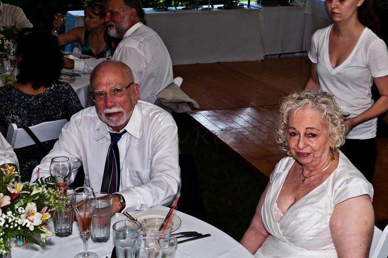 Martin & Debbie