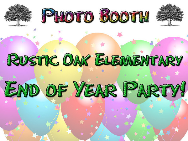 Rustic Oak - End of Year Party