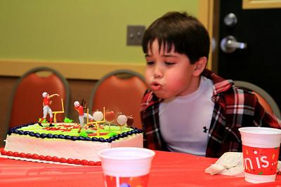 Ryan's 8th Birthday