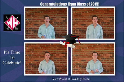 Ryan's Graduation Party 6-4-15