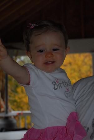 Ryley's 1st Birthday Party 10-25-09