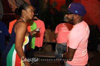 SANGRIA FRIDAYS JUNE 29th