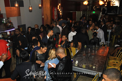 SANGRIA FRIDAYS MARCH 30th