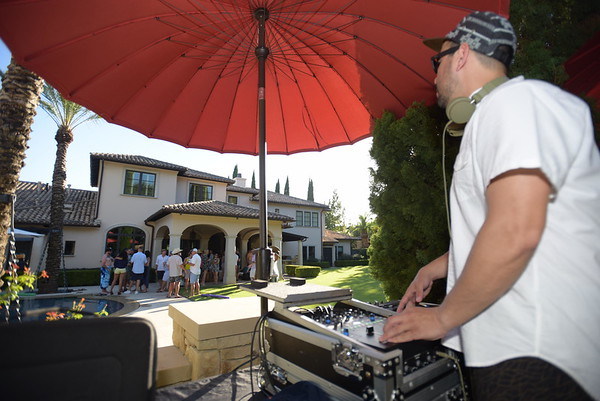 S&J Backyard Party