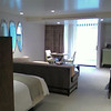 The room at The London. Very nice!
