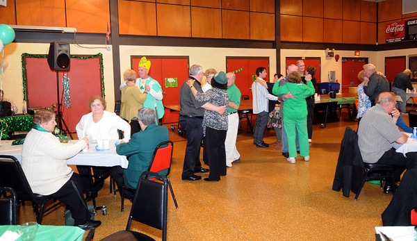 ST. GIANNA;S, NORTHFIELD NJ.ST. PATRICK'S DAY SOCIAL 03/17/12