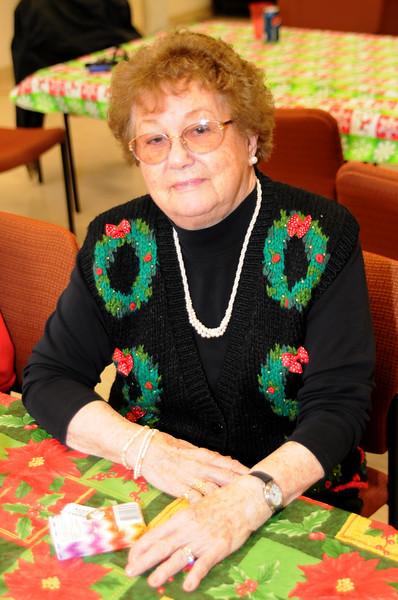 ST. PETERS VILLAGE, PLEASANTVILLE NJ. CHRISTMAS PARTY 12/19/12