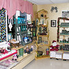 This is another scene of Alaska Tribal Cache gift shop.