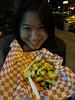 Kim-cheese fries