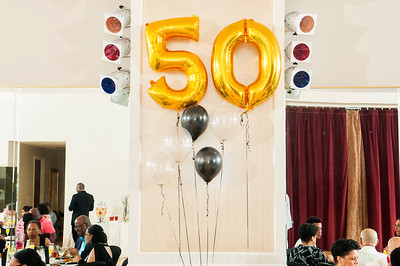 Sabrina Brown's 50th Birthday Celebration @ Queen City Ballroom 9-2-17 by Jon Strayhorn