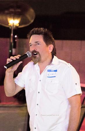 Doug singing  p 0108