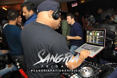 Sangria Fridays NOV 24th