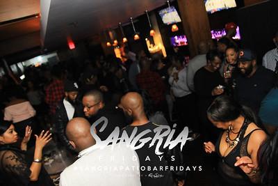 Sangria Fridays Nov 17th