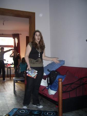 Sara Naas' birthday party - Sep 08